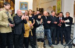 Dziesiąta rocznica plenerów malarskich w Zaborku